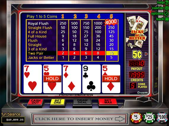 which online casino pays the best game of ra