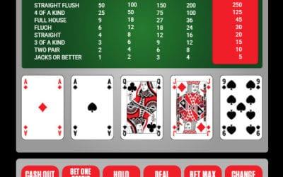 Popular Video Poker Games